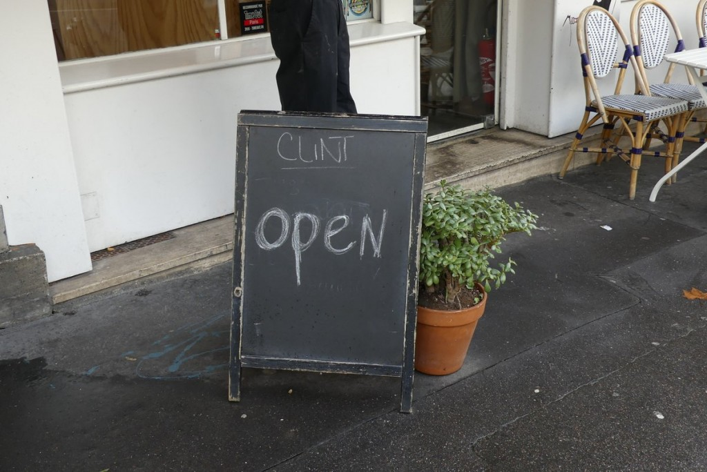 In Paris, the Clint restaurant, named after Clint Eastwood, reopens after refurbishment