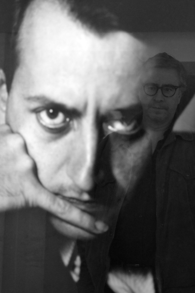Self-Portrait with André Malraux