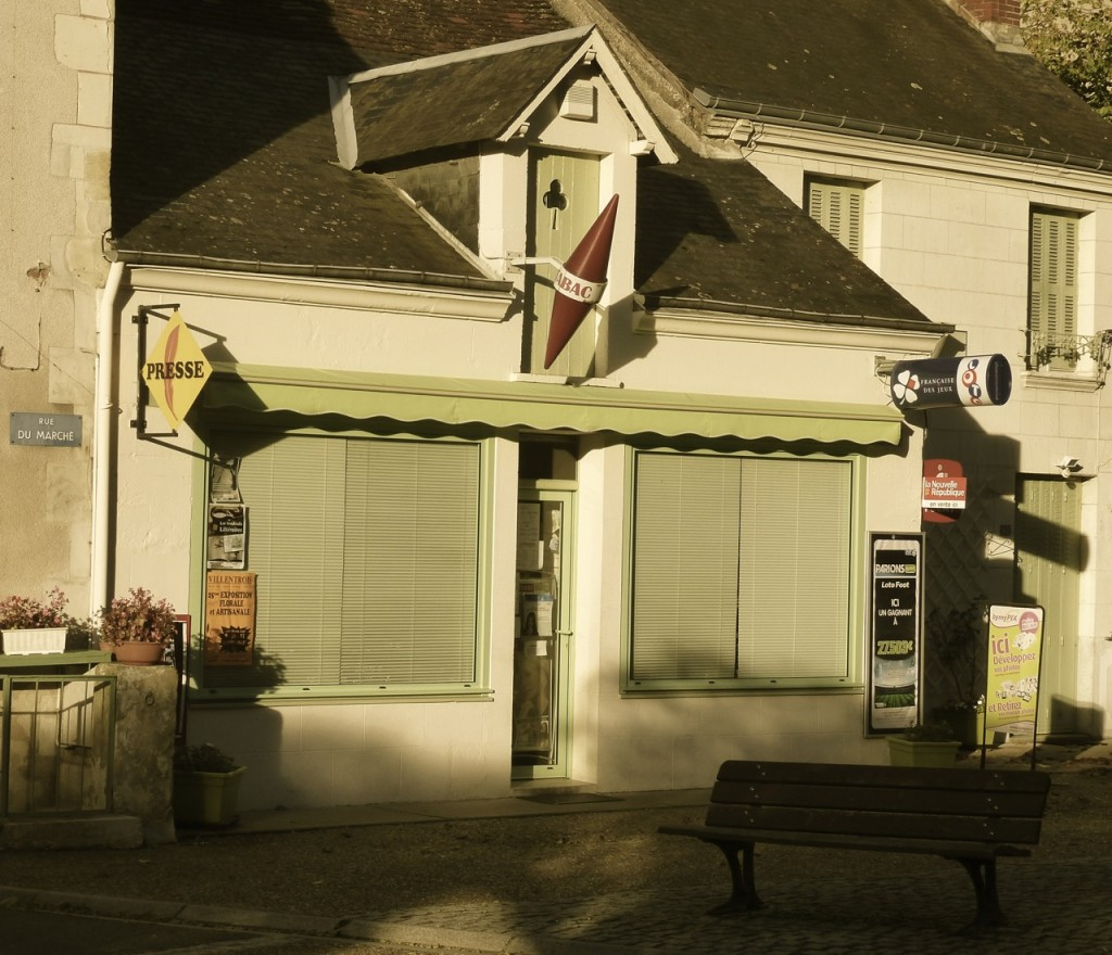 Shop, Montrésor