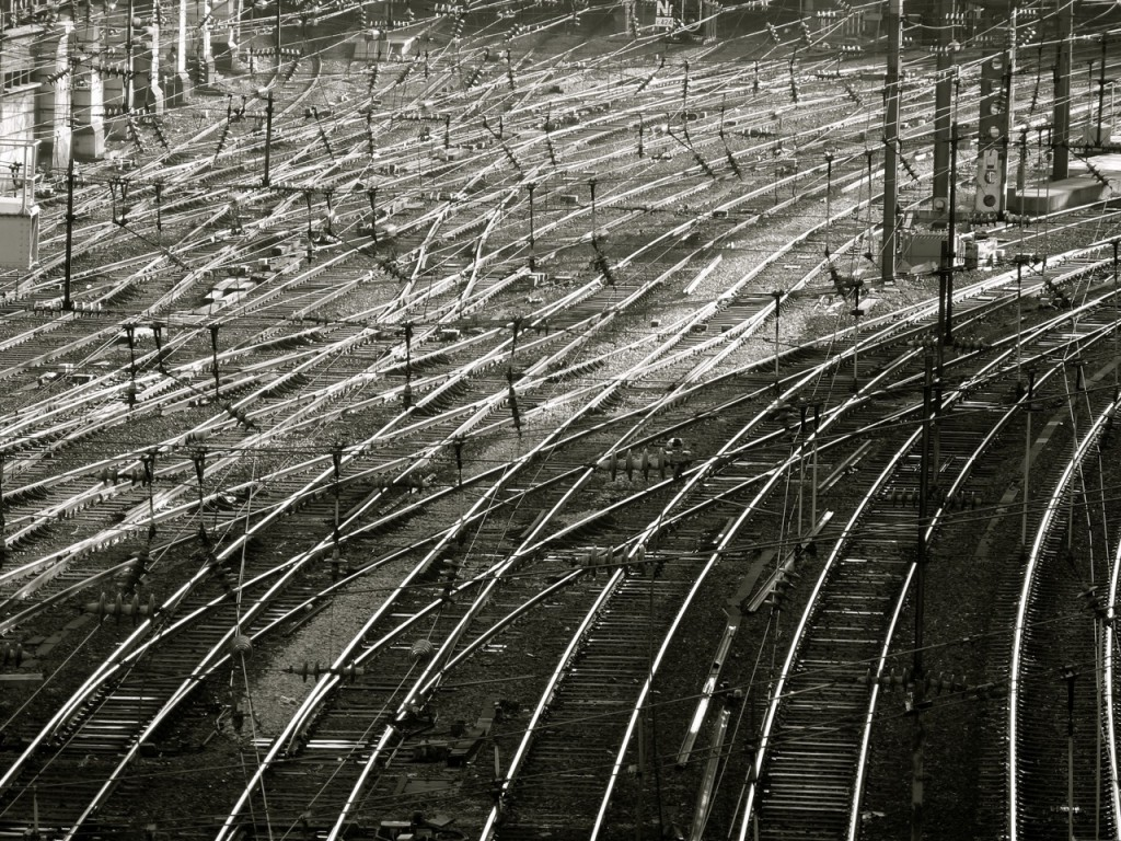 Going Places, Gare du Nord