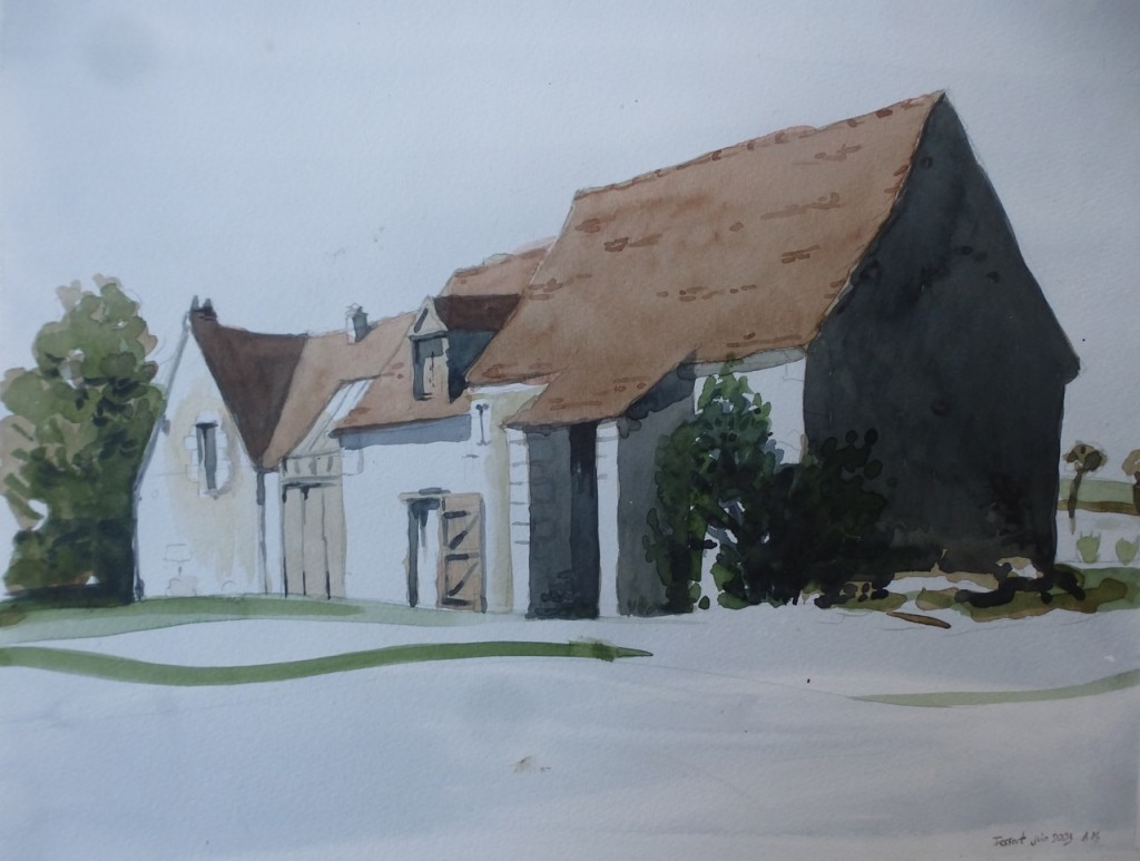 House in Touraine