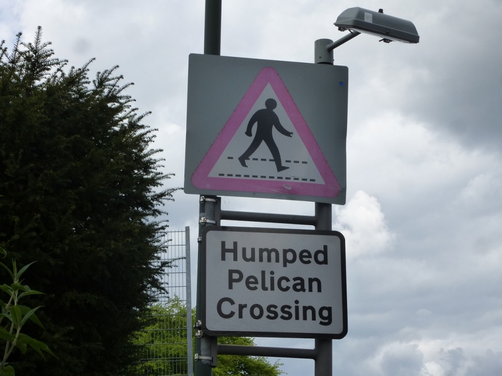 Humped Pelican Crossing